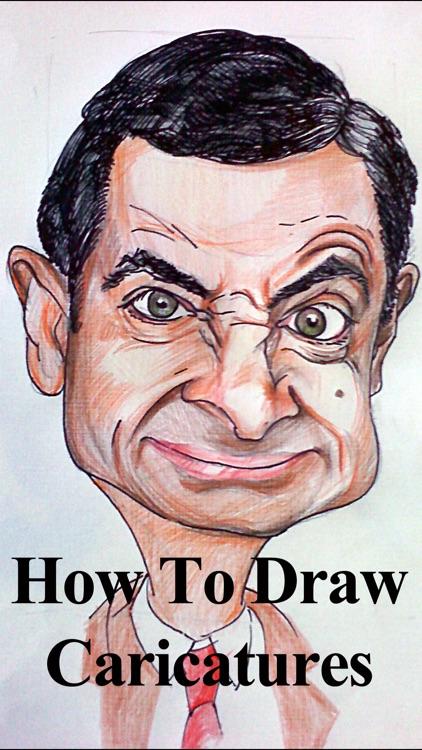 How To Draw Caricatures!