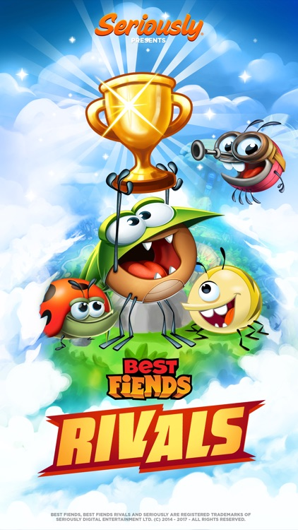 Best Fiends Rivals by Seriously