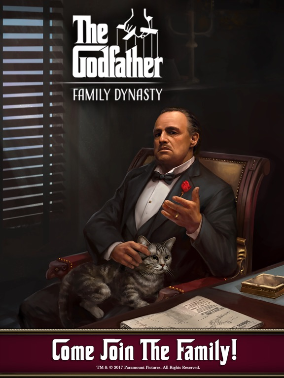 The Godfather Game на iPad