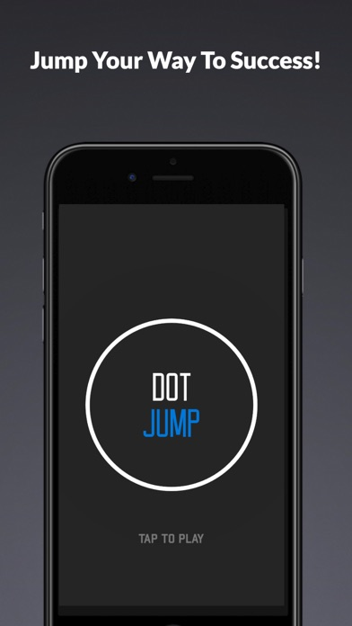 Image of Dot Jump Lite for iPhone