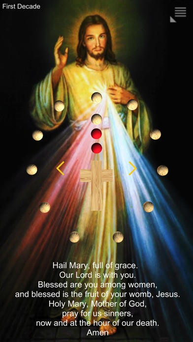 Divine Mercy OnePray screenshot one
