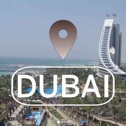 Dubai Offline Map & Guide