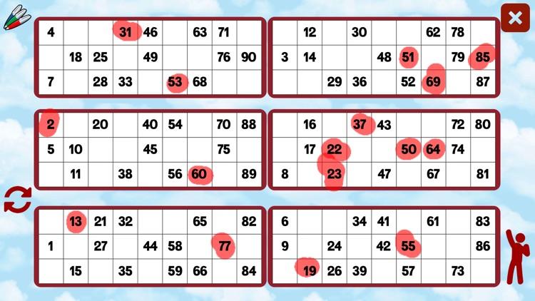 90 Ball Bingo Caller screenshot-3