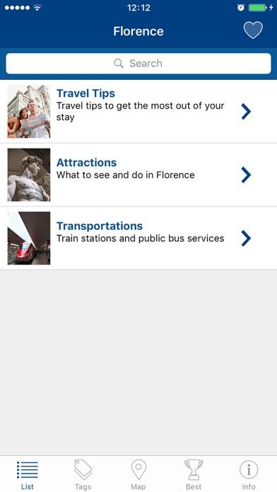 Italyguides review screenshots