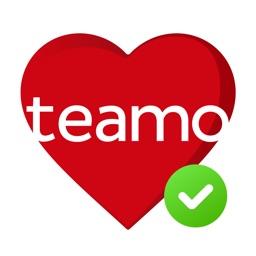Teamo - serious dating app