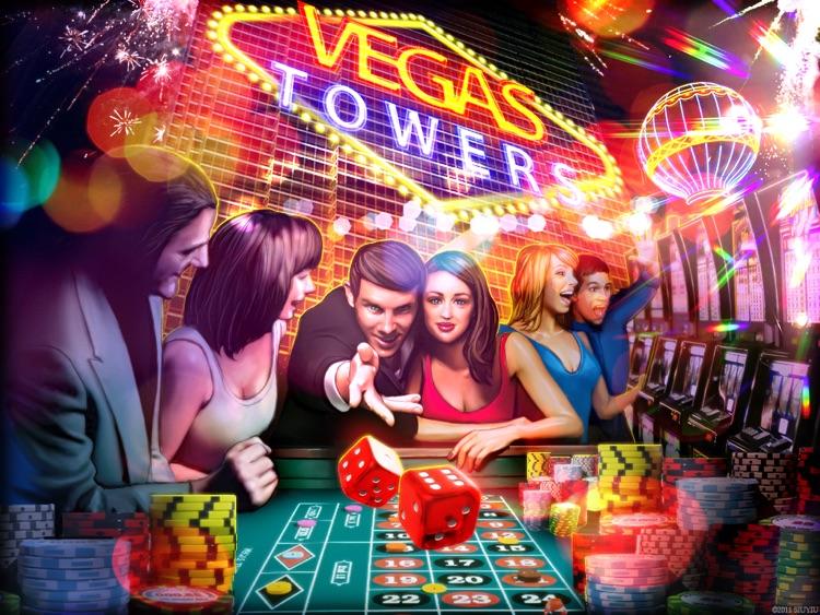 VegasTowers HD screenshot-4