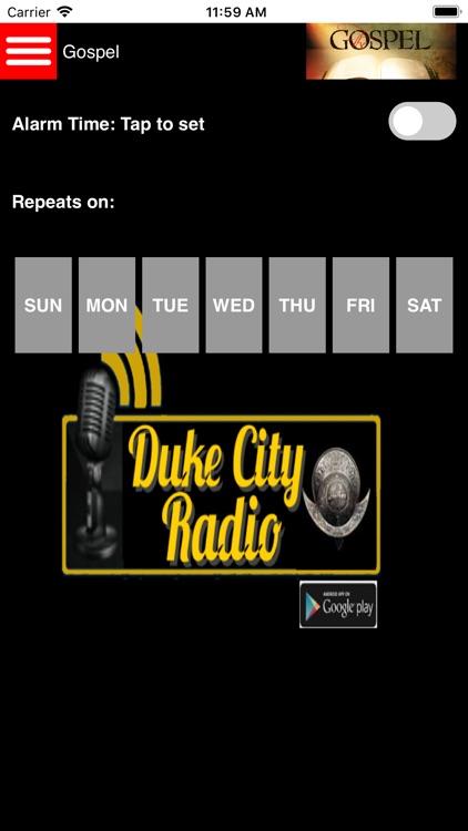 Duke City Radio Gospel