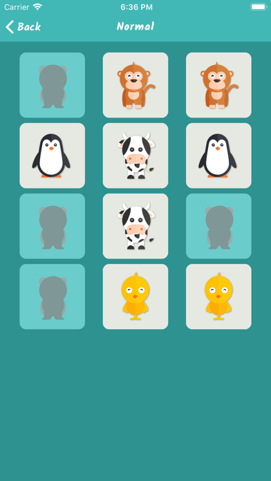 Find the Pair - Game for Kids screenshot two