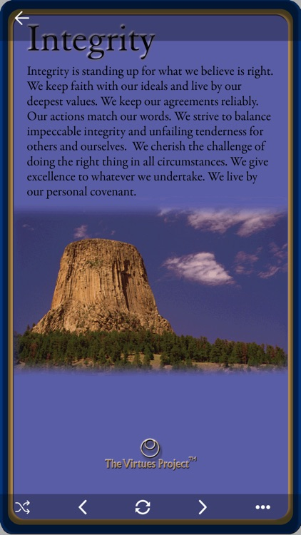 Virtues Reflection Cards screenshot-3