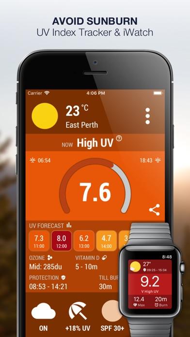 UV Index Now - UVI Mate - AppRecs