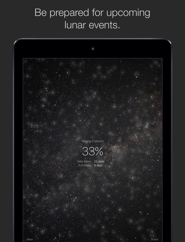 Moon Current Moon Phase On The App Store