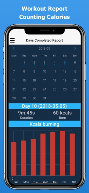 Kickboxing Workout Screenshot