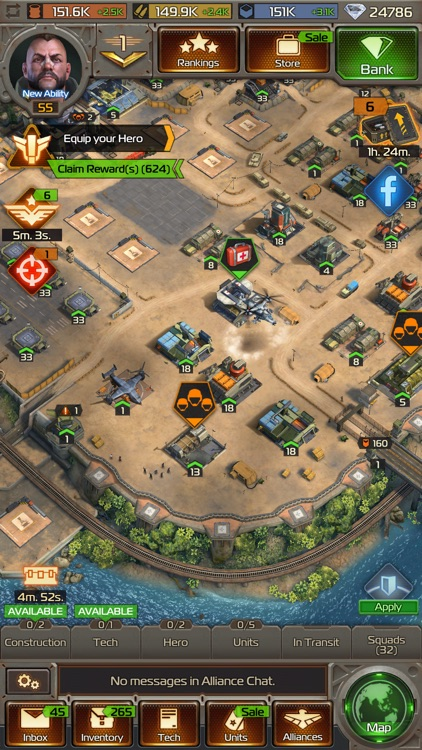 Soldiers Inc: Mobile Warfare screenshot-4