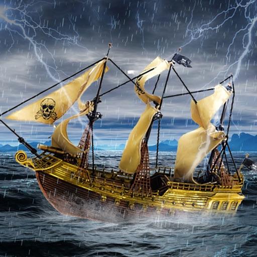 Pirate Ship Sea Battle 3D iOS App