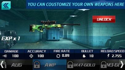 スナイパーシューティングゲームオンライン:fps銃射撃ゲームのおすすめ画像3
