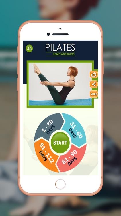Pilates Anytime Yoga Fitness