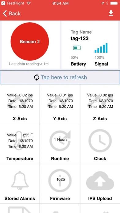 IPS Mobile Insight screenshot three