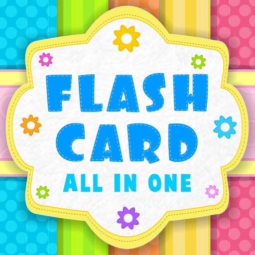 Flash Cards All In One iOS App