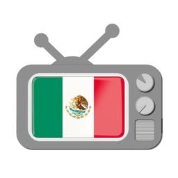 TV de México: TV mexicana LIVE