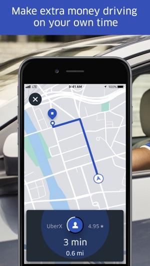 uber driver apk versiones