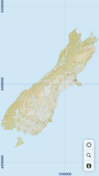 Mapapp Nz South Island review screenshots