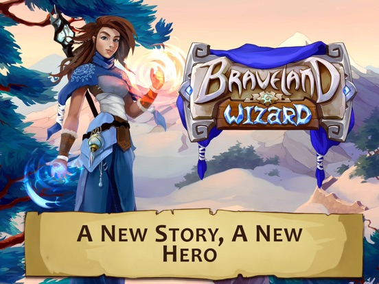 Braveland Wizard Screenshots