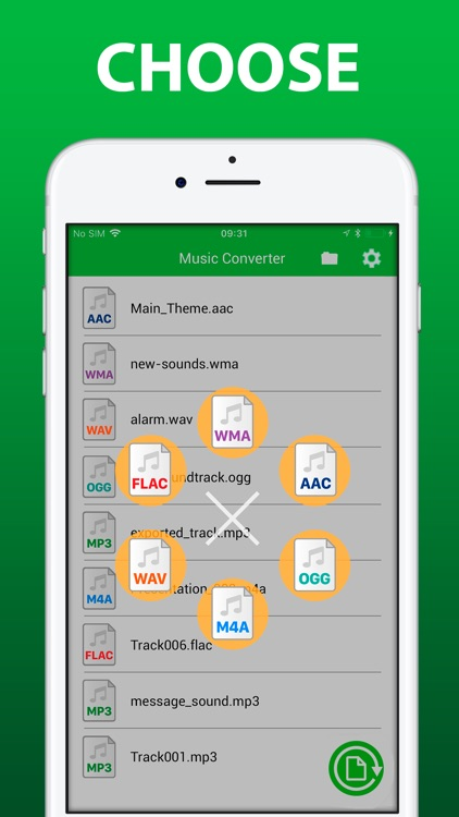 MP3 Converter: Music editor by INDOTALK, S L