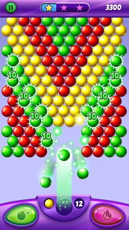 Bubble Pop Fever screenshot-4