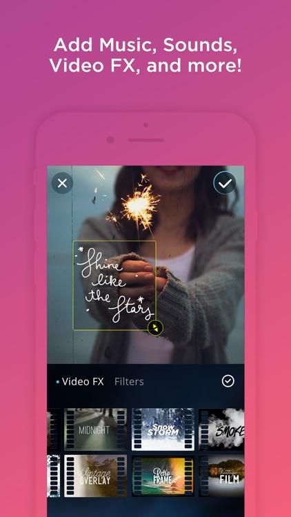 VidLab - Video Editor & Movies screenshot-3