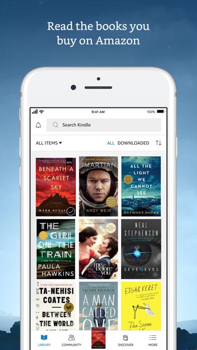 download Amazon Kindle apps 0