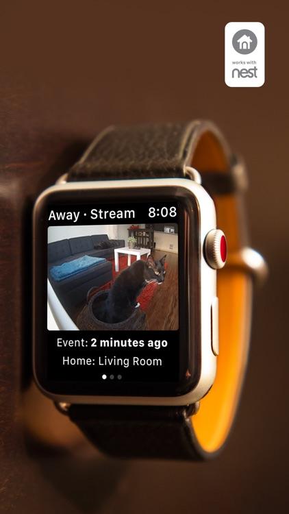 Watch Cam for Nest Cam® screenshot-0