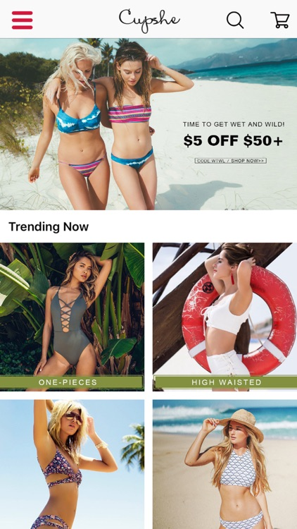 Cupshe Shopping - Women's Swimsuit & Clothes Trend