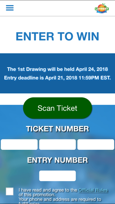 GA Lottery 25th Anniversary by Scientific Games International (iOS