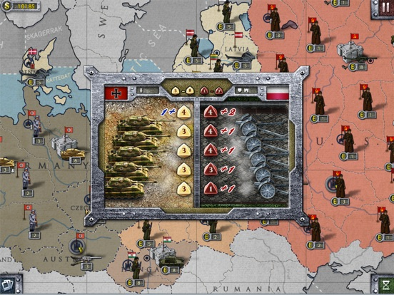 European War 2 for iPad для iPad
