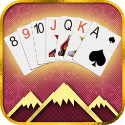 The Tri-Peaks Solitaire