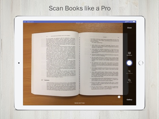PDF Scanner Screenshots