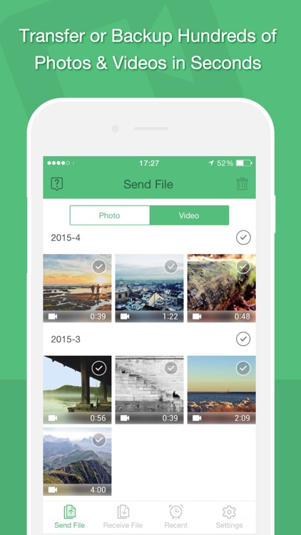 Swift Photo+ File Transfer App