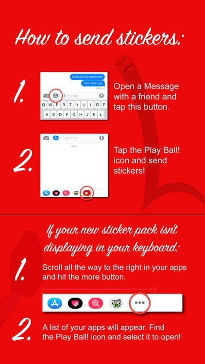 Play Ball Stickers screenshot-3