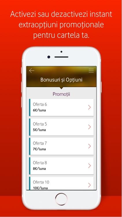 My Vodafone Romania screenshot-3