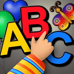 ABC Talking Magnetic Board
