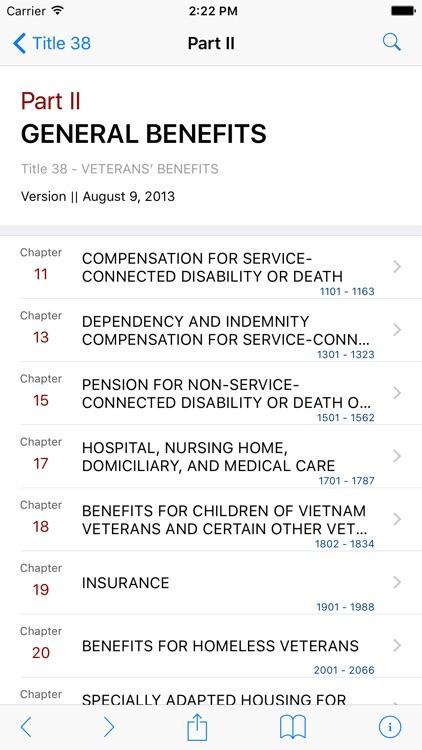 38 USC - Veterans' Benefits (LawStack Series)