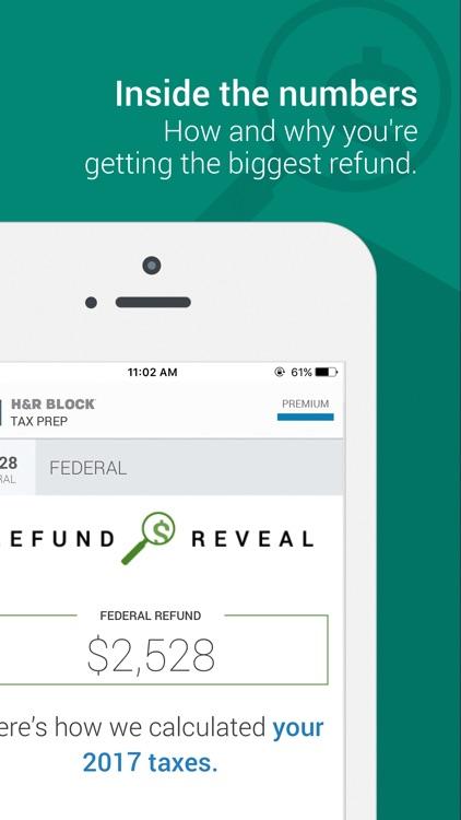 H&R Block Tax Prep and File screenshot-3