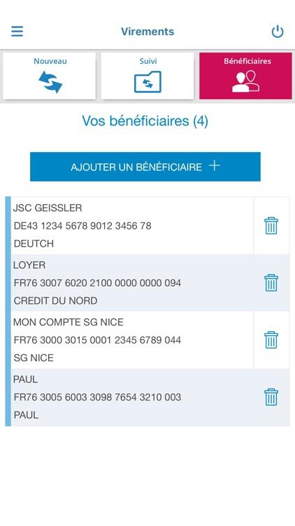 Banque Kolb pour iPhone screenshot-3