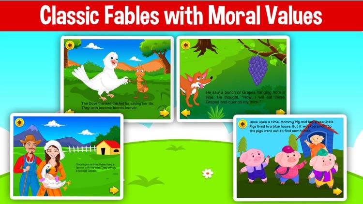 Kidlo Bedtime Stories for Kids screenshot-3