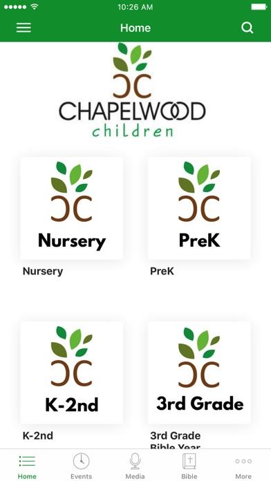 Chapelwood Children screenshot 1