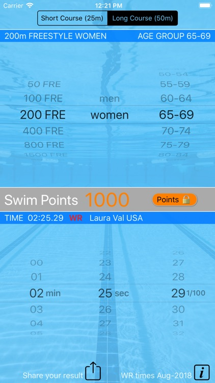 Swim Points: Elite and Masters screenshot-7