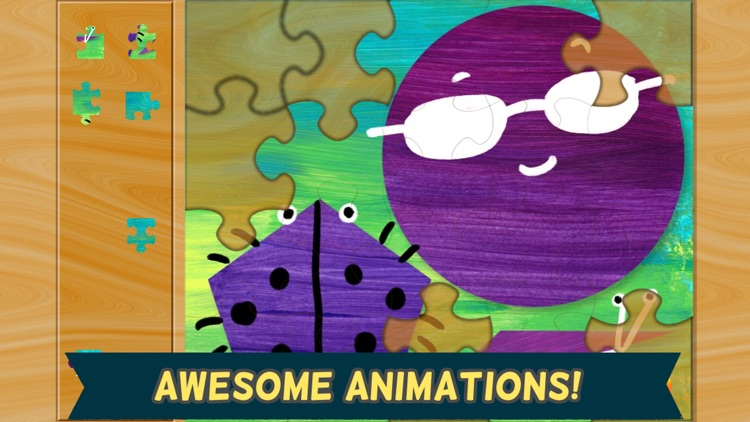 Shape Learning Game for Kids screenshot-4