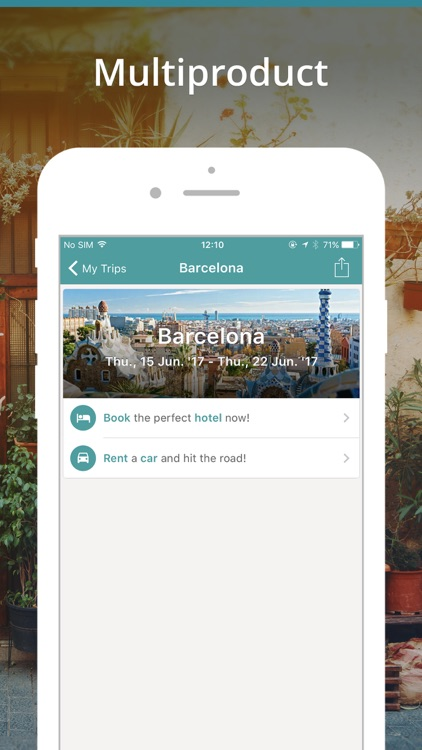 Travellink - Flights, Hotels & Cars screenshot-3