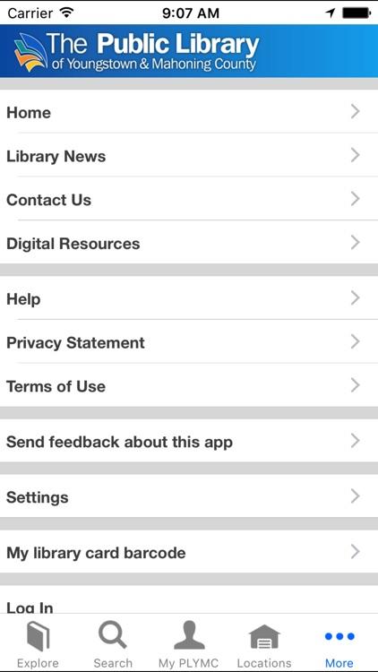PLYMC Mobile screenshot-3