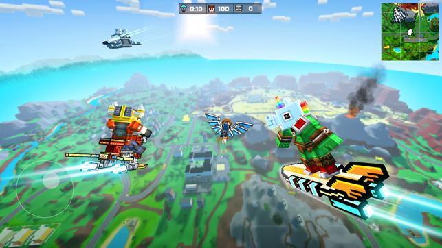 Image result for Pixel Gun 3D